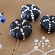 Halloween Diy Skulls Pumpkins Styled Kasey