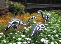 Halloween Skeleton Flamingo Home Depot Community
