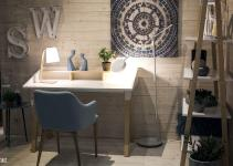 Hallway Home Office Space Savvy Desks