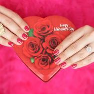Hand Girl Woman Sweet Ring Flower