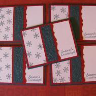 Handmade Christmas Cards Karen Ideas