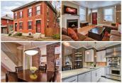 Hardwood Floor Apartments Share Modern