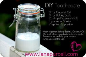 Healthy Alternatives Toothpaste Simple Diy Recipes
