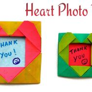 Heart Frame Valentine Day Diy