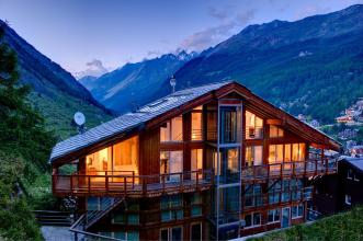 Heinz Julen Penthouse Luxury Retreats