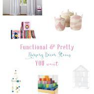Helpful Nursery Decor Items Want Dear Owen
