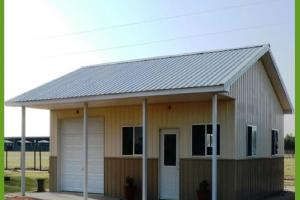 Heya Prefab Build Small Modern Steel Structure Container