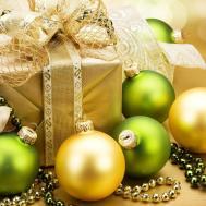 High Definition Christmas Ball