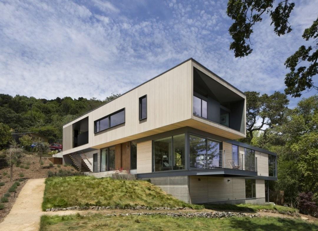 Hillside House Plans Walkout Basement Building Houses - Decoratorist -  #119017