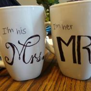 His Hers Diy Coffee Mugs Wonderfully Made Pursuits