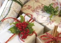 Holiday Gift Wrap Ideas Easy Crafts Homemade