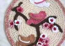 Home Decor Crochet Design Decoration