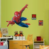 Home Decor Wall Stickers Spiderman
