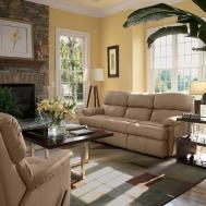 Home Decorating Ideas Living Room 2017 Grasscloth