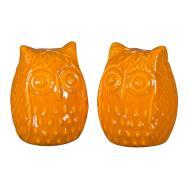 Home Essentials Beyond Orange Owl Salt Pepper Shaker
