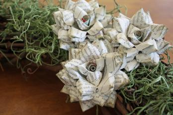 Home Ideas Diy Spring Summer Wreath Slo Life