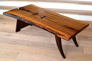 Home Novogratz Live Edge Coffee Table Greenwood Bay