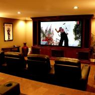 Home Theater Rooms Hometheater Designs Furniture