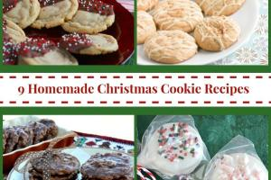 Homemade Christmas Cookie Recipes Favesouthernrecipes