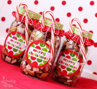 Homemade Christmas Gift Ideas Kids Make