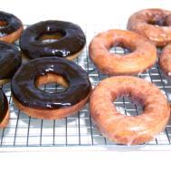 Homemade Doughnuts Krispy Kreme Style Made