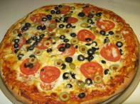 Homemade Pizza Yum Kel Cafe All Things Food
