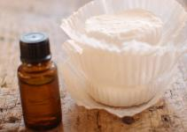 Homemade Shower Vapor Disks Essential Oils Yankee