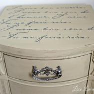 Hometalk Cute Old Furniture Transformed Into Romantic