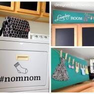 Hometalk Laundry Room Makeover Renter Friendly