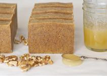 Honey Walnut Milk Soap