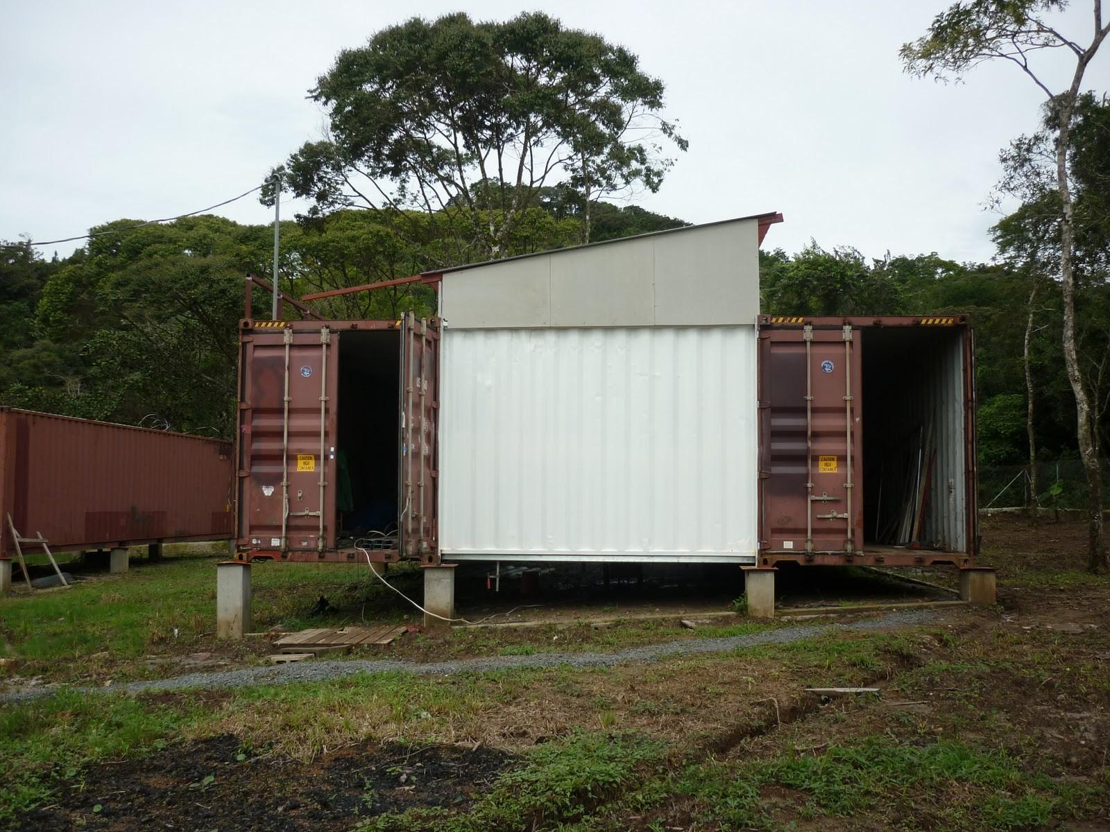 House Plan Conex Box Homes Cabin - Decoratorist - #127728
