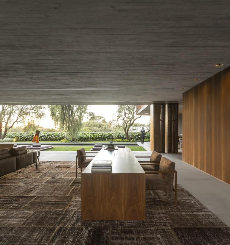 House Studio Mk27 Marcio Kogan Lair