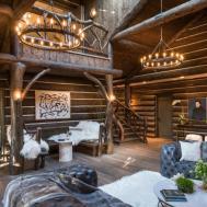 House Week Log Cabin Reimagined