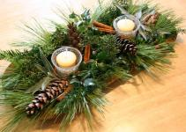 Ideas Winter Wedding Centerpieces