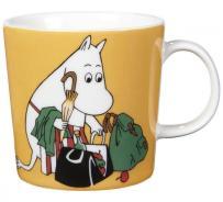 Iittala Ceramic Moomin Mug Cup Snorkmaiden Moomintroll
