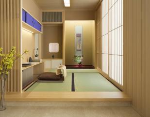 Impressive Japanese Interior Design Chic Look Nuance