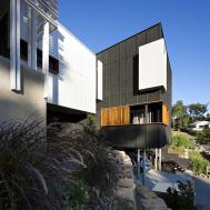 Impressive Modern Design Stonehawke House Brisbane
