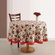 Inch Round Tablecloth Table All