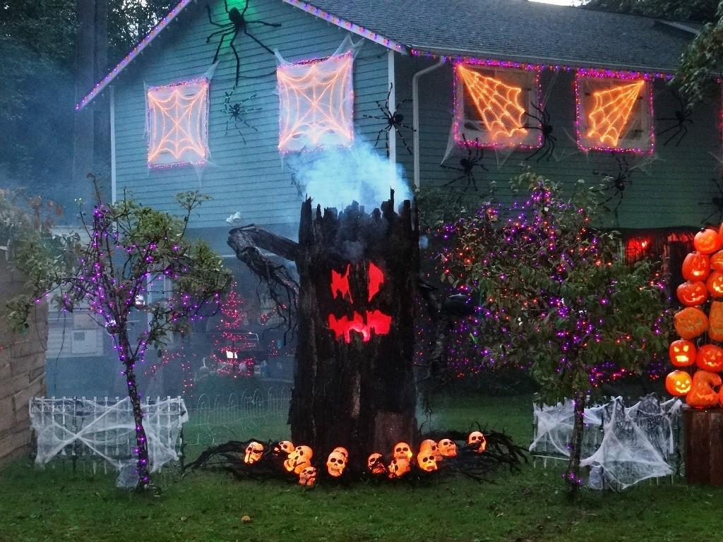 43 Best Outdoor Halloween Decor Ideas That Will Surprise You Look Fabulous Decoratorist