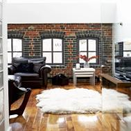Industrial Design Living Room Style