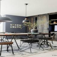 Industrial Dining Room Ideas Wall Decor