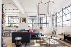 Industrial Modern Apartment Interior Design Troondinterior
