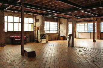 Industrial Studio Apartments Nana Workshop