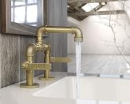 Industrial Style Faucets Watermark Give Your