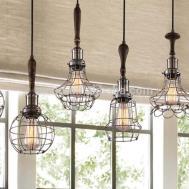 Industrial Style Lighting Decorative Pendant Vintage