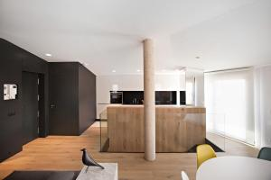 Ingenious Apartment Design Young Couple 0710 Duplex