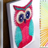 Insanely Creative String Art Projects Diy