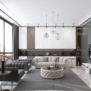 Inspiration Ultra Luxury Apartment Design