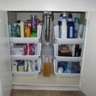 Inspirational Bathroom Shelving Ideas Small Spaces