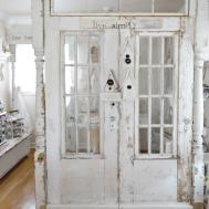 Inspirational Dining Rooms French Doors